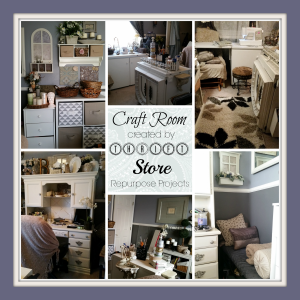 Craft Room Collage