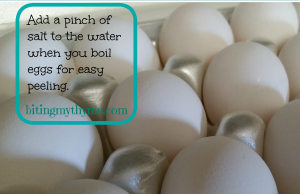 Kitchen Tip Eggs